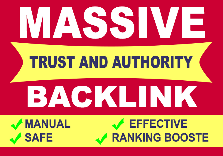 Premium 100+ PBN & WEB 2.0 Backlink with Permanent Dofollow & High DA PA TF CF