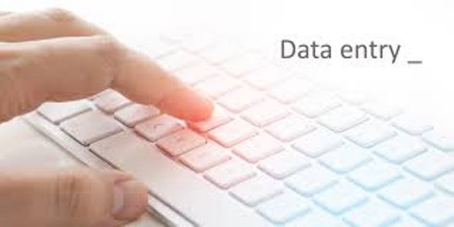 Your data base transcribed in short time Data entry of any kind to any format