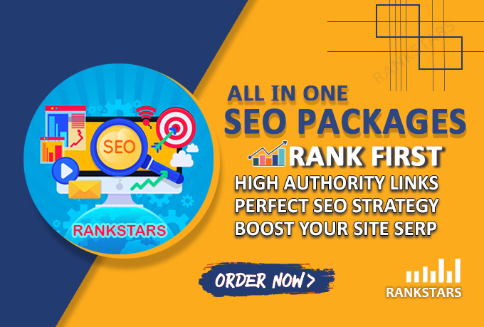 Get All in one package in cheap price with complete seo on your site