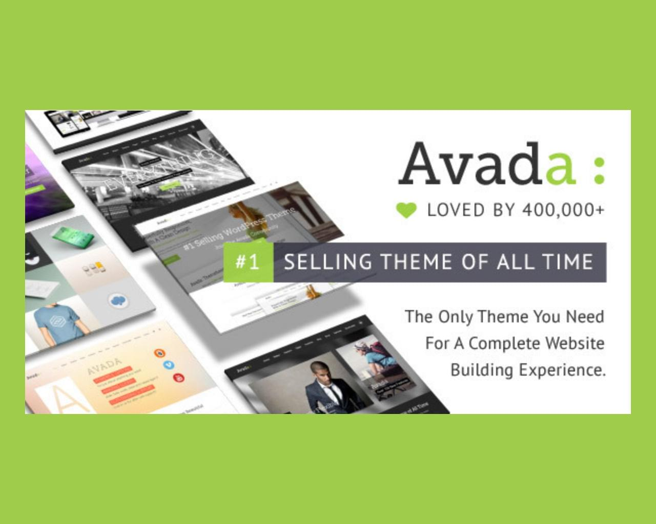I will create a complete website in avada,divi ,electro wordpress theme