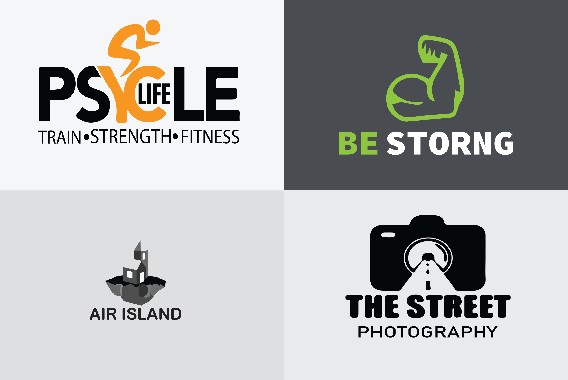 I will design 2 unique logo with all copyrights