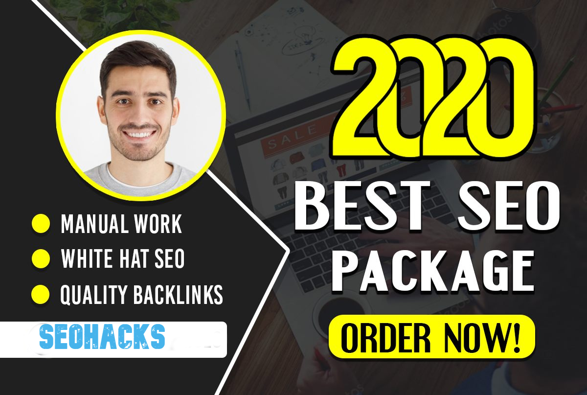 I will create the ultimate seo package, rank your website today