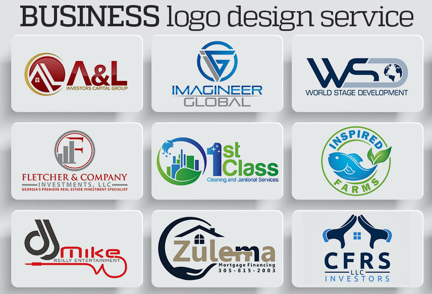 I will design unique and modern minimalist business logo