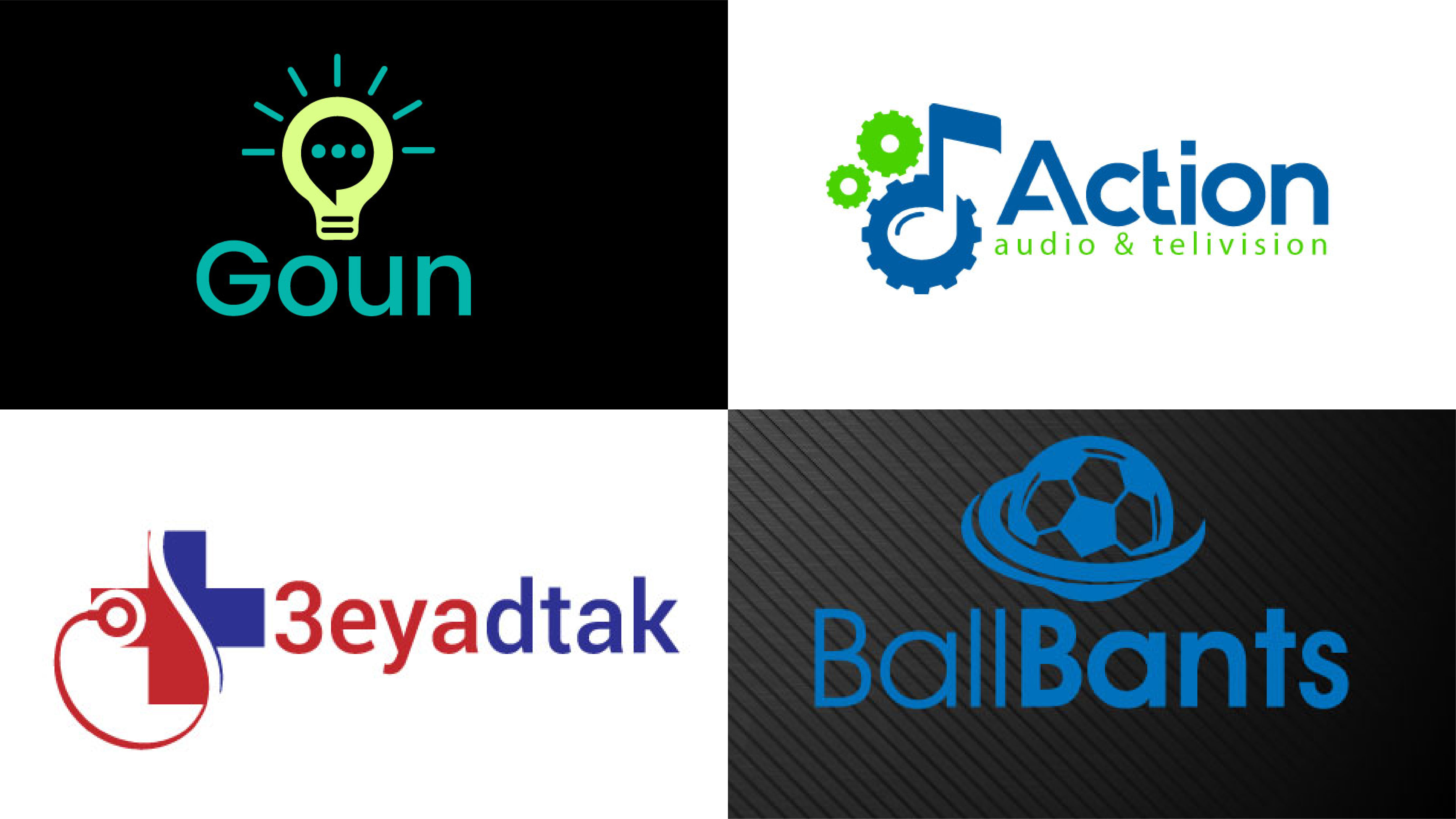 I will design Creative logo for your website