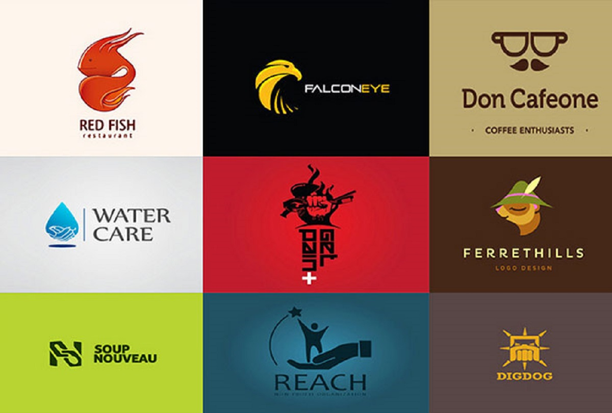 I will Design 3 creative Business Logo Design