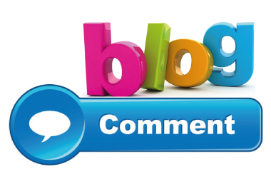 Build 50 Blog Comment SEO Backlinks On High DA Domain