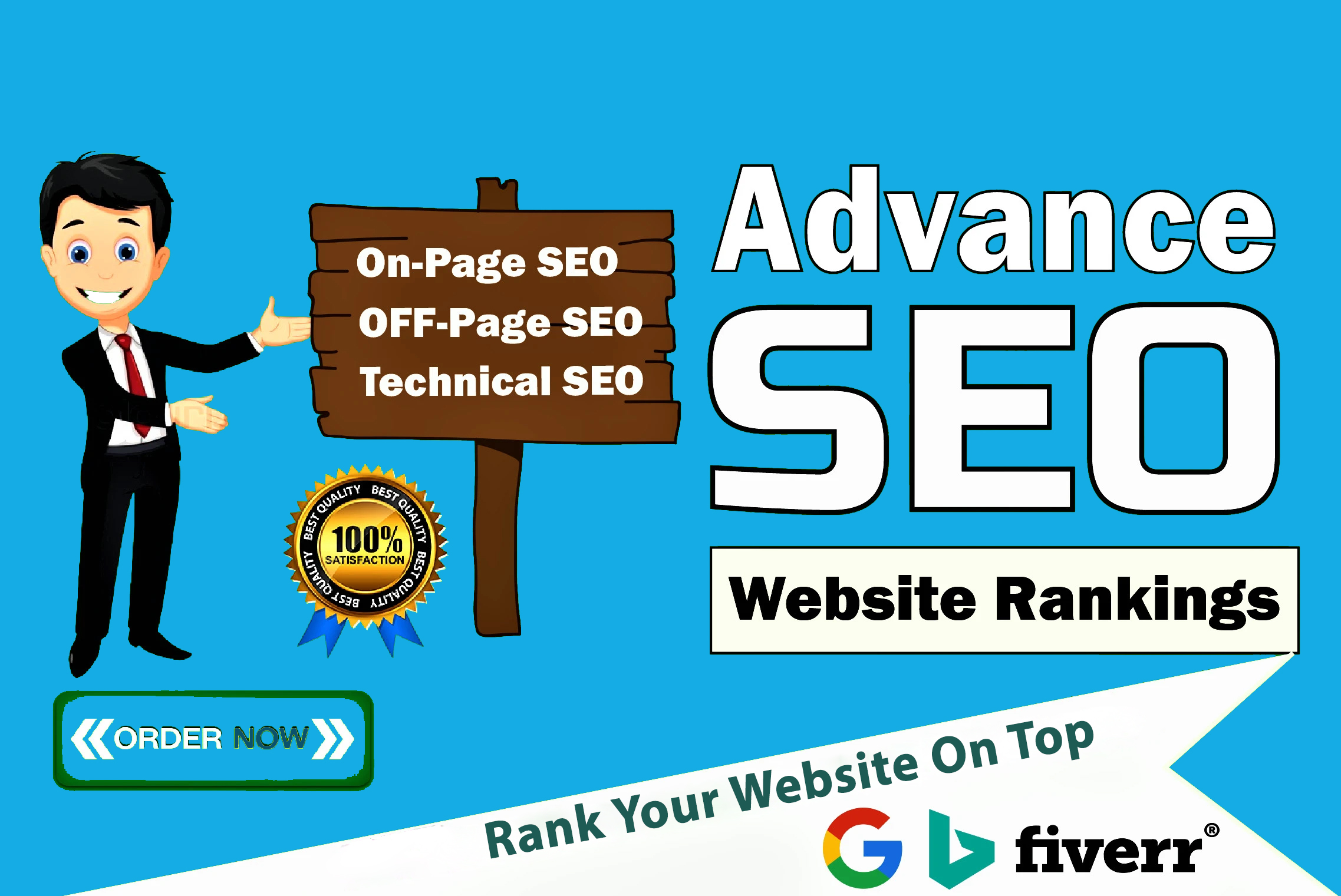 Complete On page and Technical WordPress SEO