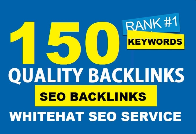 premium 150 PBN Backlink homepage web 2.0 with permanent dofollow and High DA/PA