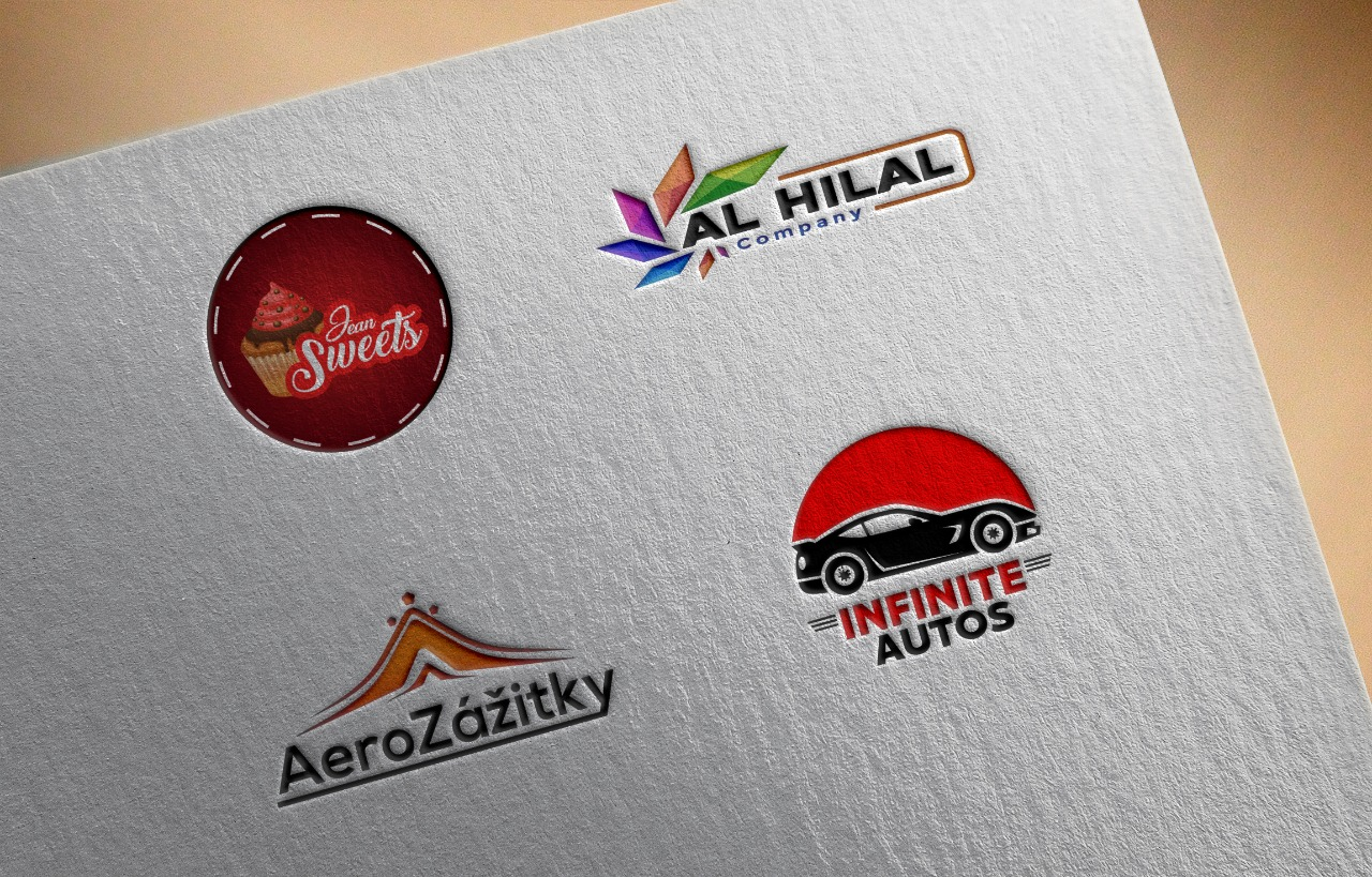 I Will Do Created The Custom Logo Designs For The Different Businesses