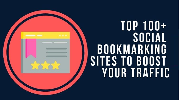 Provide 100 High Quality Social Bookmarks to your website with detailed report