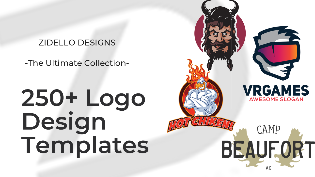 I will provide 150+ Logo templates