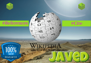 Create wikipedia Pages for your Company or Personal