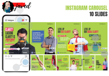 Create Instagram Carousel Posts