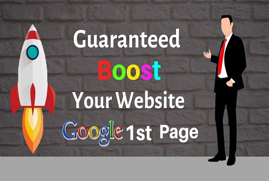 guaranteed boost your website with 25 high DA 40+ backlinks