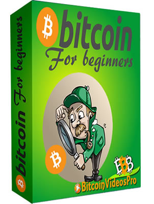 High Quality Bitcoin For Beginners Report and Landing Page