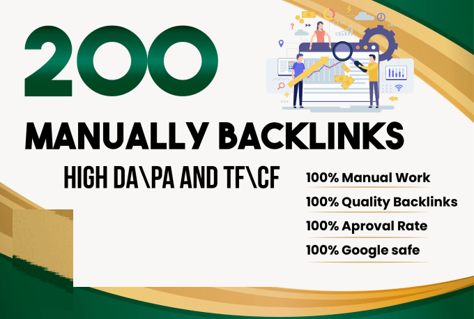 I will do 200 blog comments dofollow backlinks seo service