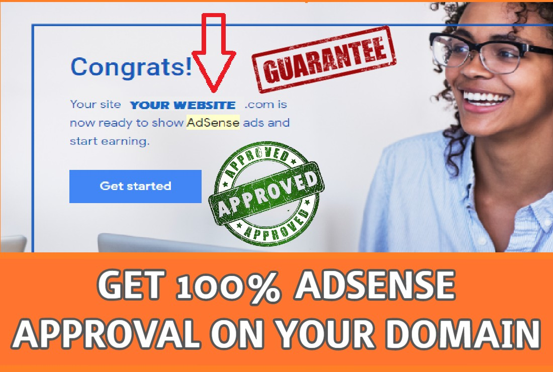 I will Ready Your Website for Adsense Approval