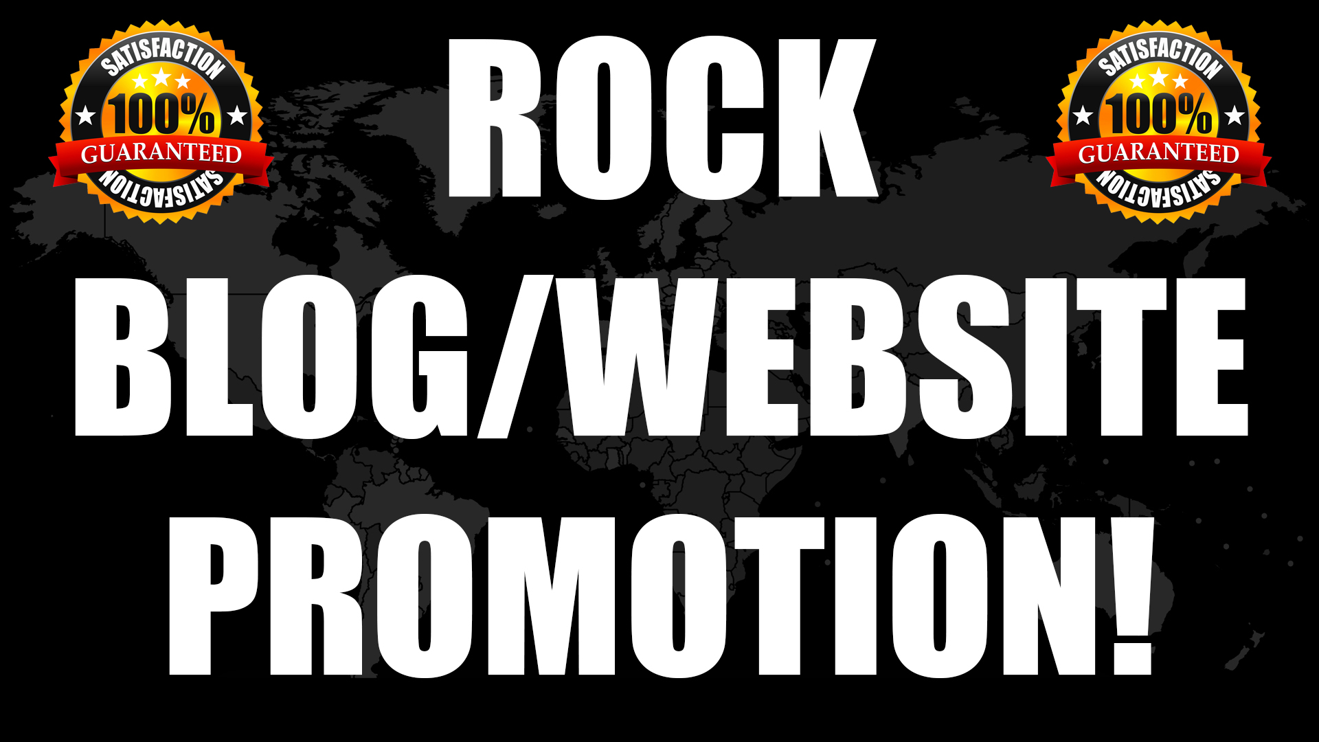 We'll Submit Your Songs To 50 Top Rock/Metal Music Blogs And Websites