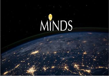 I will write & publish guest post on minds.com DA 71