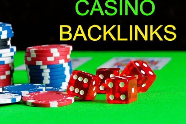 Provide 150 Casino PBN Backlinks High DA TF