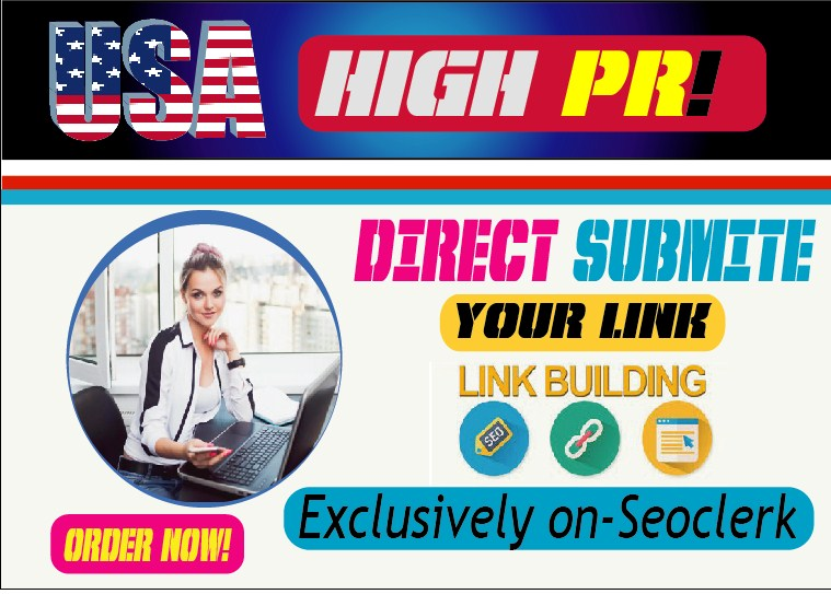 65 Directory Submission on High PR Website