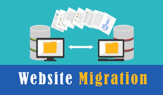 I will move or migrate your website to another server
