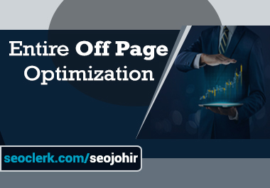 Off Page SEO Backlinks Services