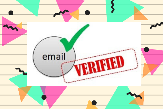 Do Email varification and Email list cleaning services