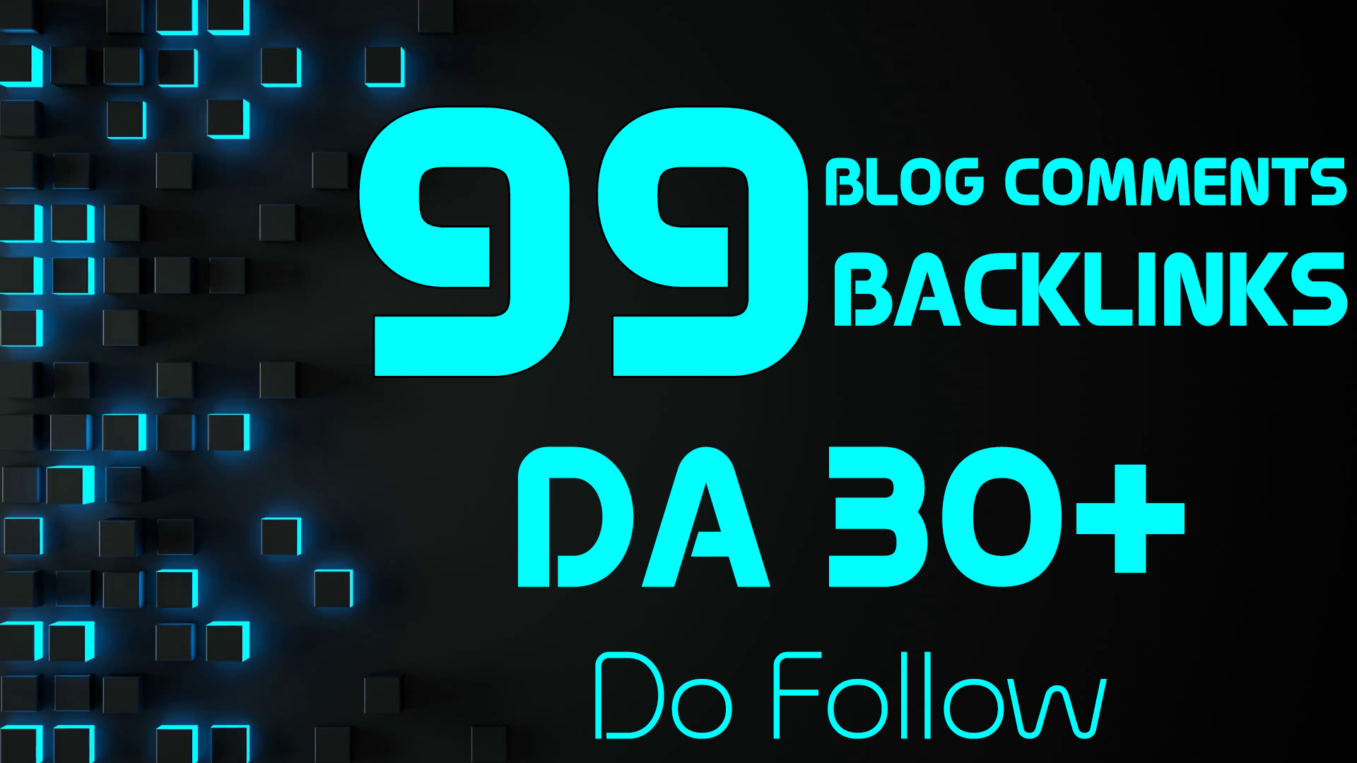 I Will Create 99 High Domain Authority And Page Authority Blog Comments