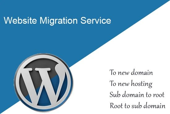 I will migrate,  transfer, move your wordpress website