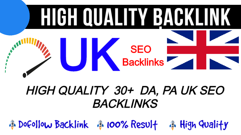 I Will Do 10 High Authority Hompage SEO UK PBN Backlinks On. Uk Domains