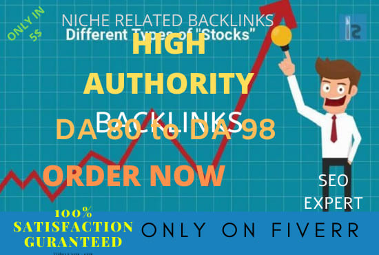I will make 20+ high quality 90da seo do-follow backlink that boosts your rank