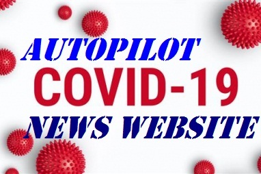 Coronavirus News Fully Automated Content With Facility Adsense,  Amazon and ClickBank