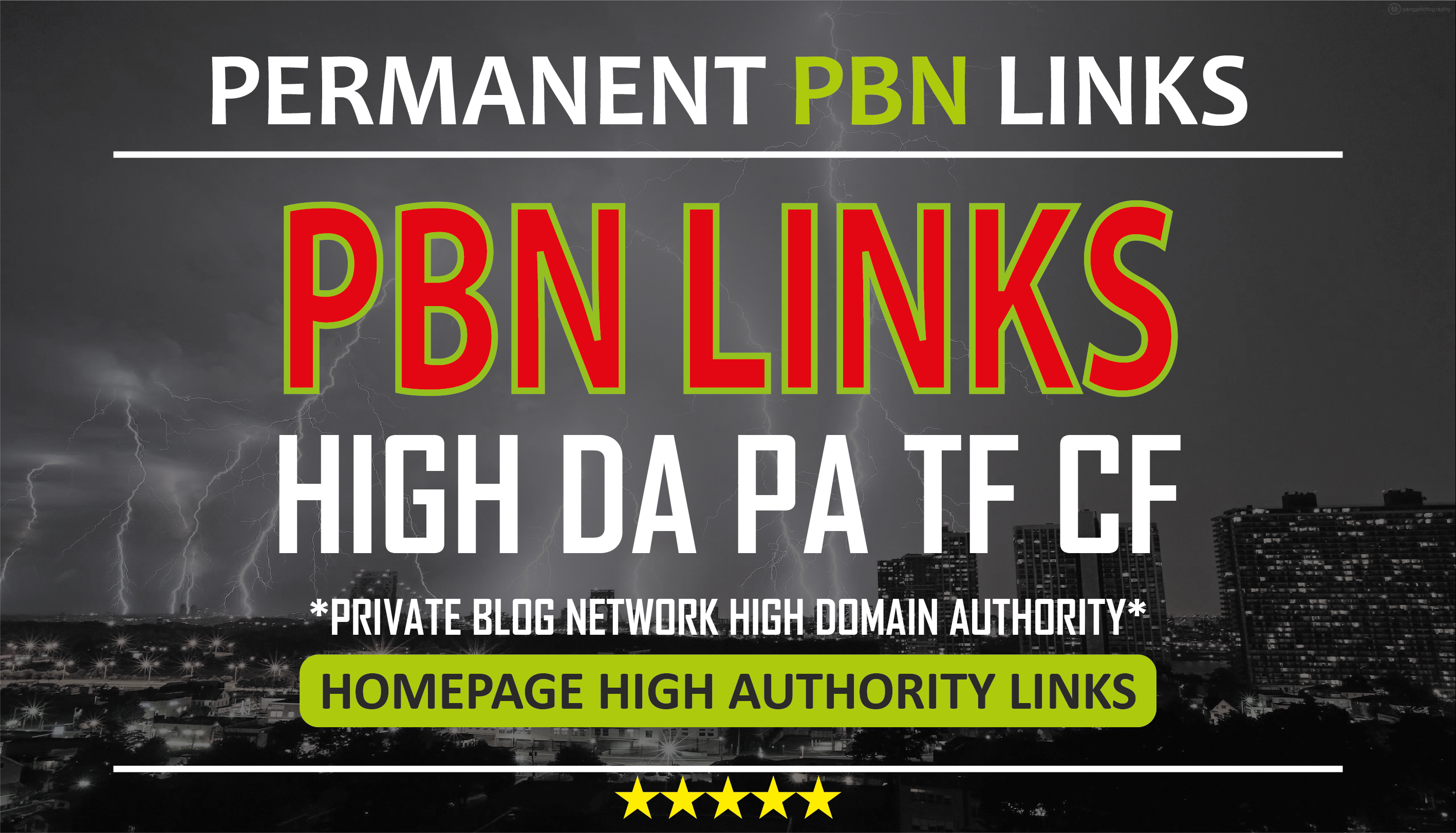 Create 12 High DA PA TF CF HomePage Dofollow PBN Backlinks