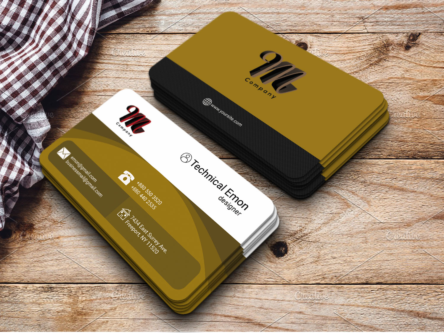 I will design business card,design amazing business card, for you