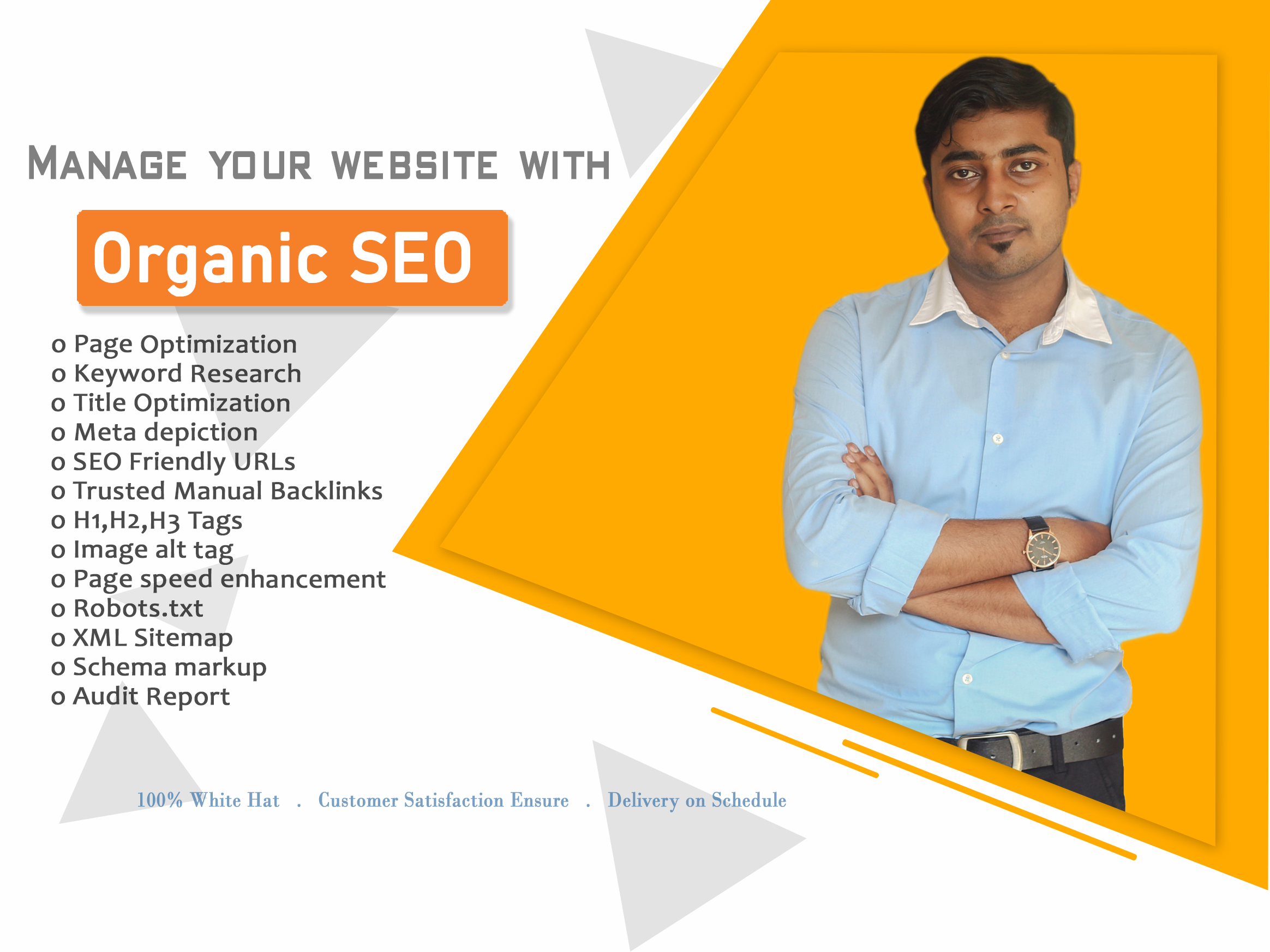 onpage wordpress SEO and technical on page optimization