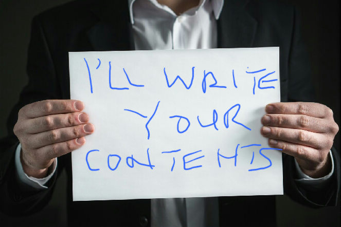 I will write content that drive traffic from search engines