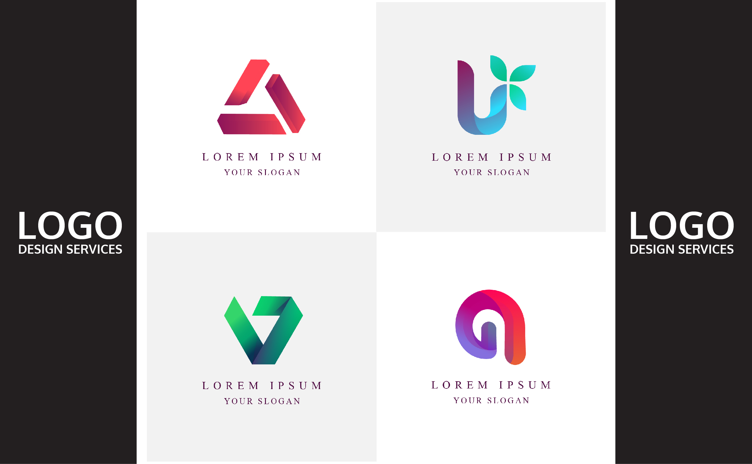 I will design business minimalist logo design