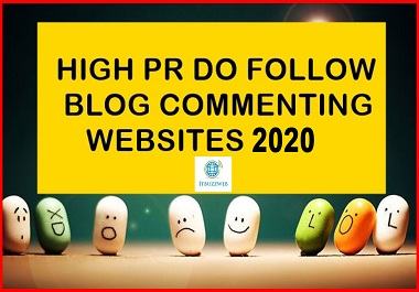 Provide 50 all Dofollow Blog Comments High DA, PA Backlinks