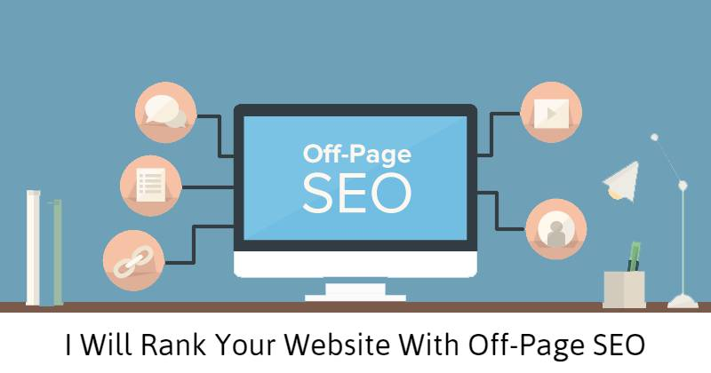 I Will Rank Your Website With Off-Page SEO