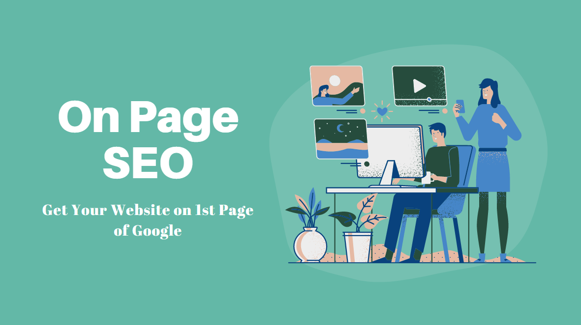 I will do complete on page seo to rank your website