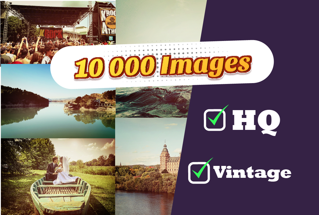 10000 Stock Images and Vintage Photos,  Royalty Free