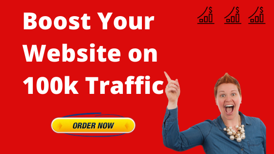 Boost your website on 100k visitors for affiliate marketing, eCommerce and crypto