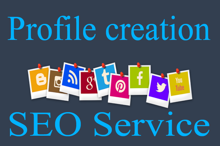 i can do 30 profile creation low cost service
