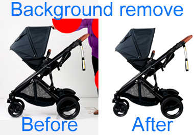 I can do 10 image background remove