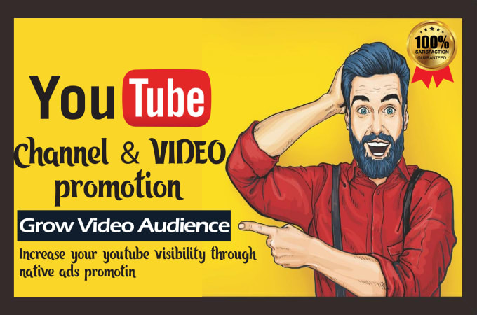 Get YouTube Video Promotion And Social Media Marketing Via Ads Audience