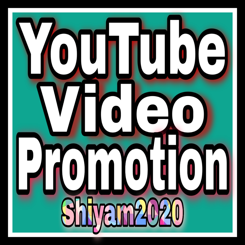 Cheapest YouTube Organic Video Promotion Real Fast Complete