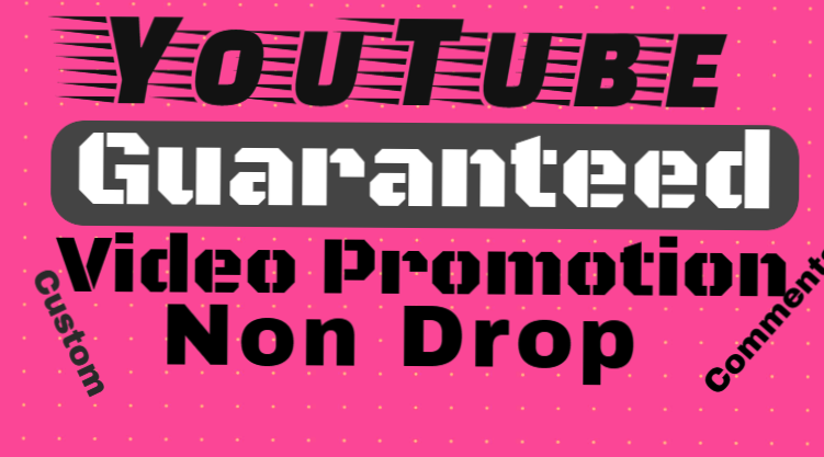 Update and Manually Done YouTube Video Promotion to Improve Your Ranking Toward Page