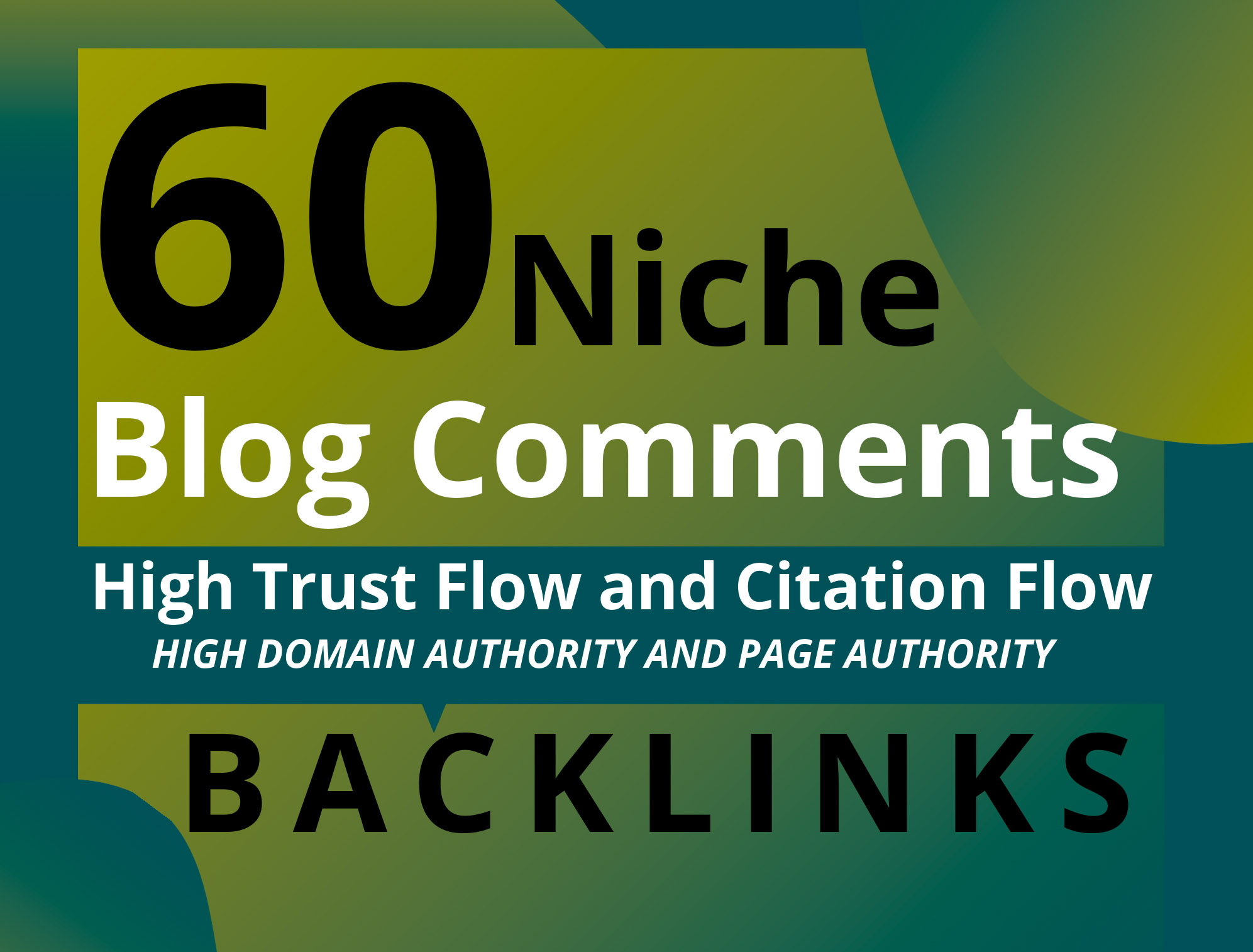 Do 60+ High Quality SEO Niche Relavent Blog Comments Backlinks