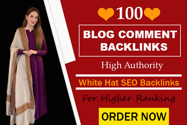 I will Do 150 High Authority Manual Dofollow Blog Comment Backlinks